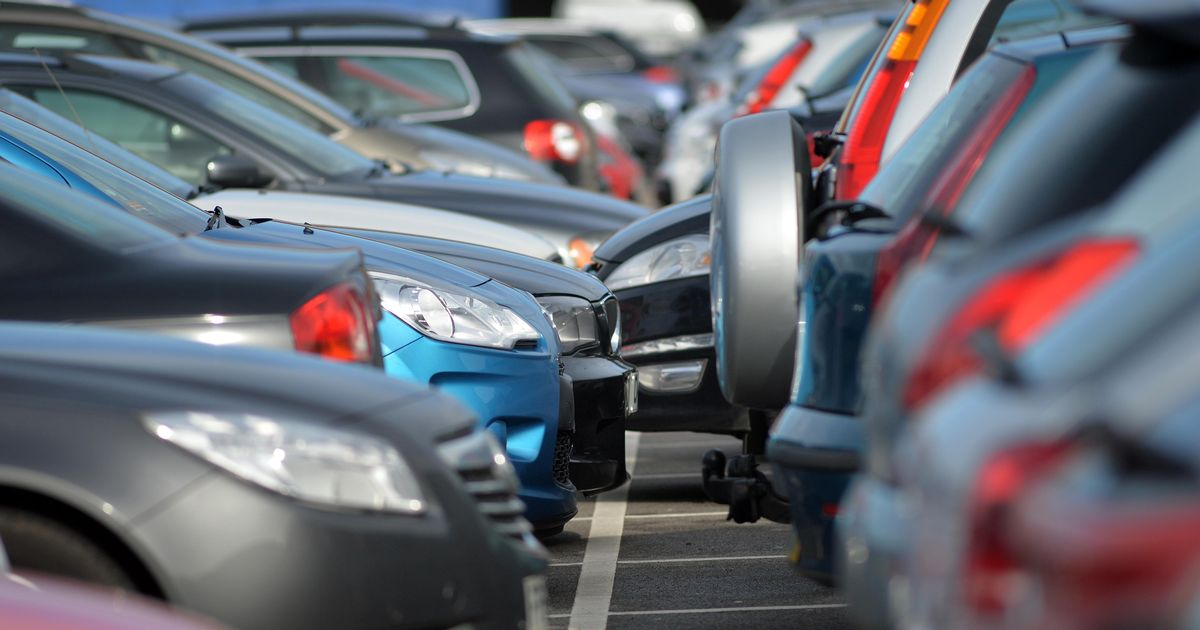Clever parking hack shows we've all been getting it wrong in car parks