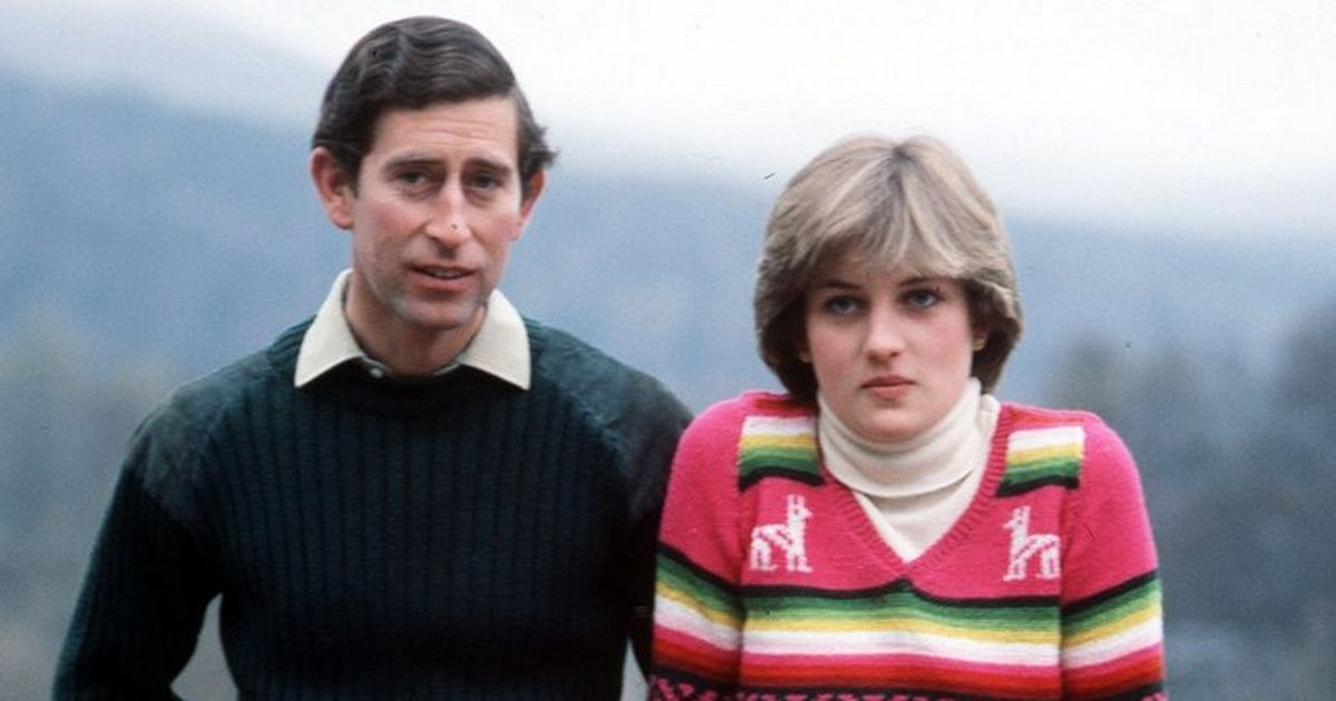 Details of Charles' police interview over Diana death shared