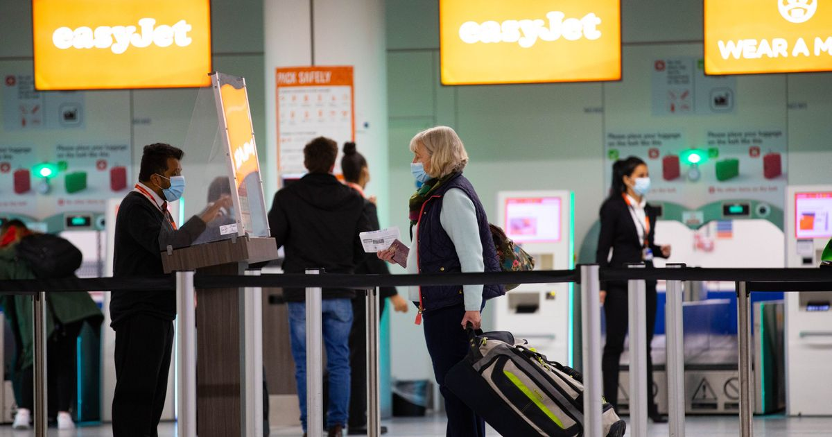 EasyJet add extra flights to the UK from Portugal to beat quarantine deadline