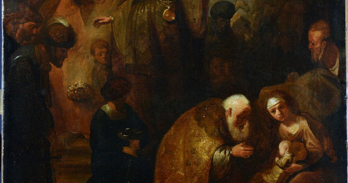 Family discover they own lost Rembrandt painting after it fell off their wall