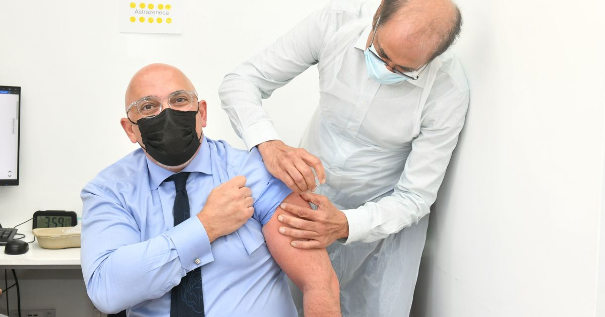 Figures show six in every 10 adults are fully Covid vaccinated in the UK