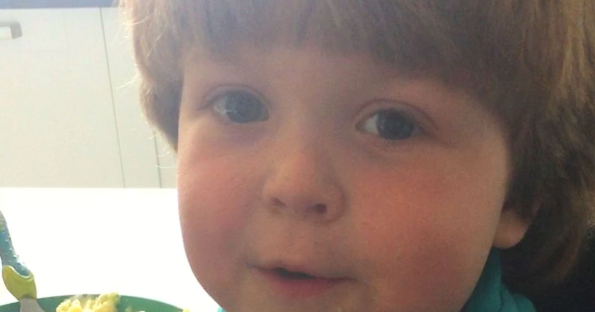 Five-year-old gives amazing explanation of how brother came into world