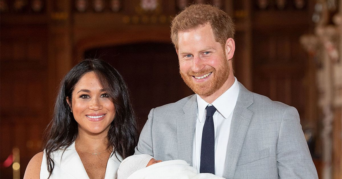 Harry and Meghan's baby name choice could have hidden double meaning
