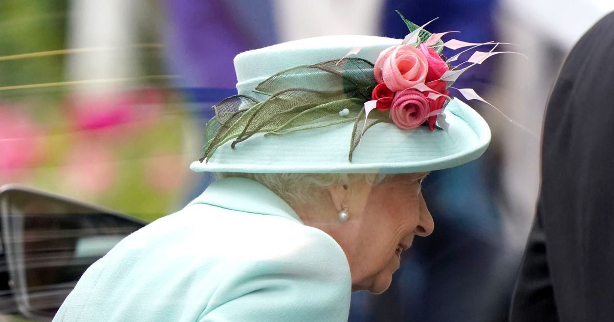 Her Majesty makes special appearance at Royal Ascot