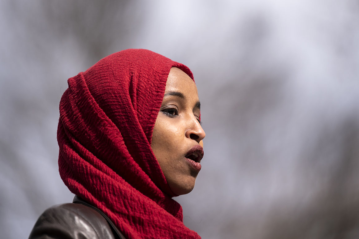 Ilhan Omar calls out fellow Democrats for criticizing her as new controversy flares