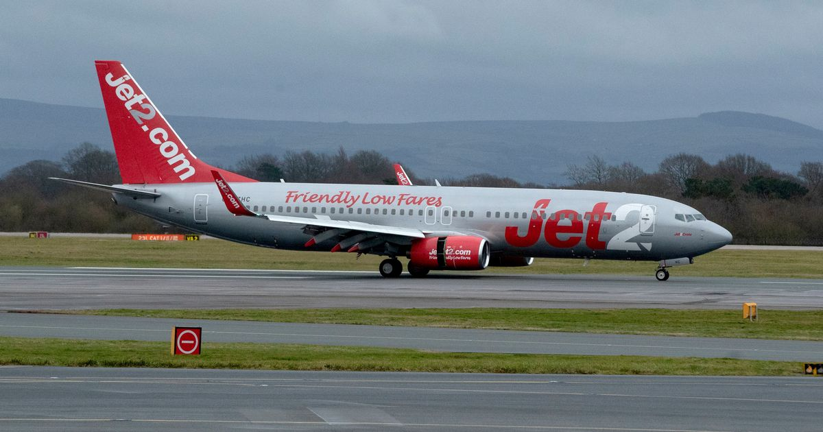 Jet2 cancels all of its flights and holidays until July 1