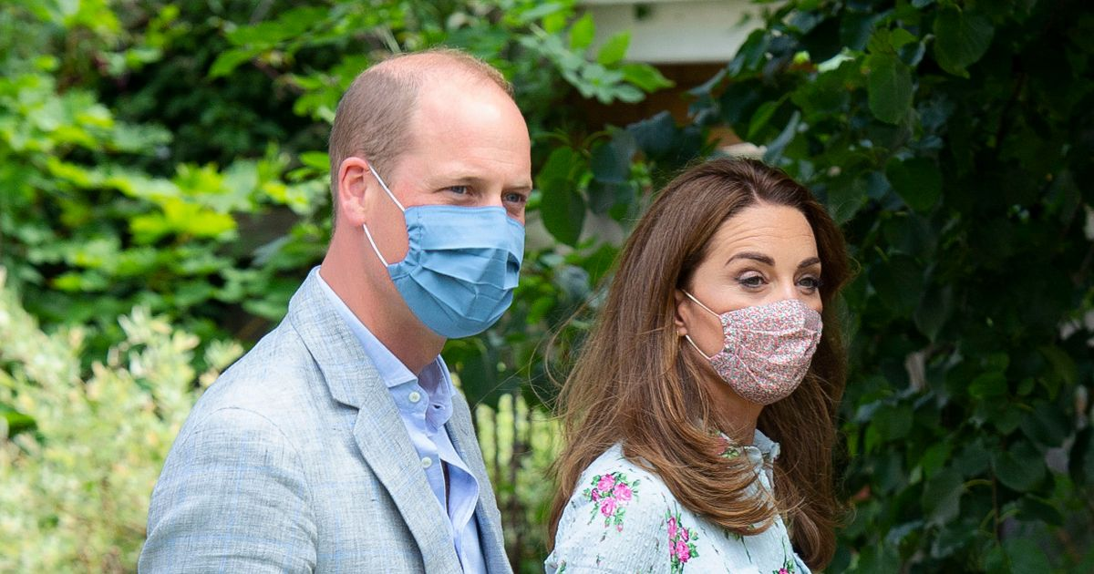 Kate Middleton and William's message to Harry and Meghan after baby news