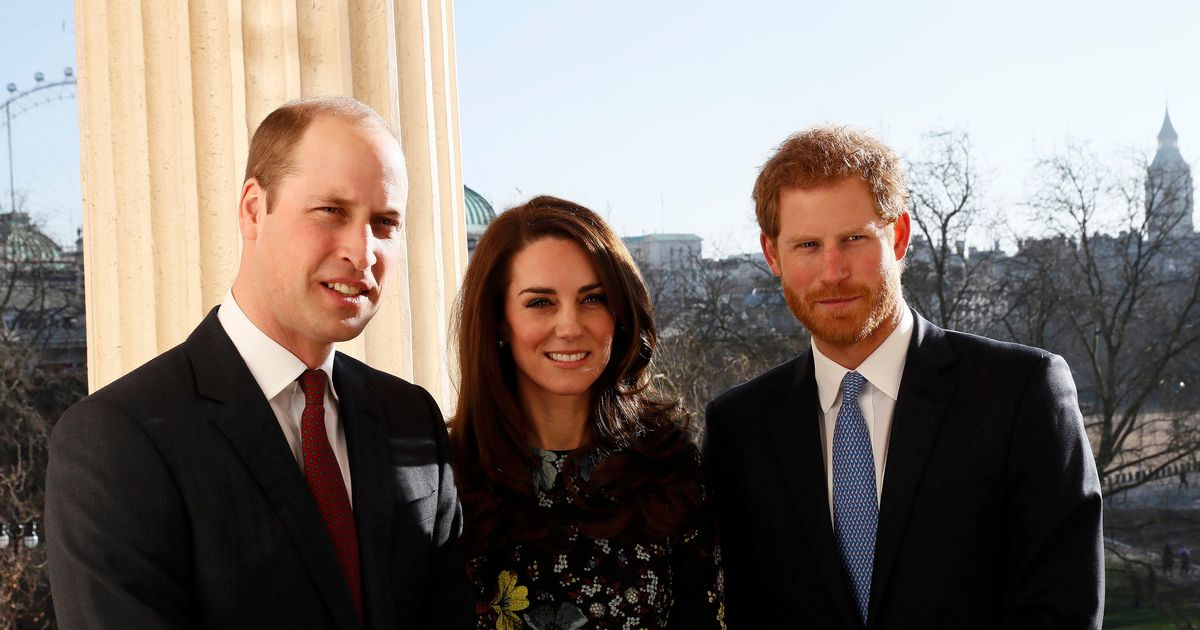 Kate set to ease tension as William and Harry attend Diana statue unveiling