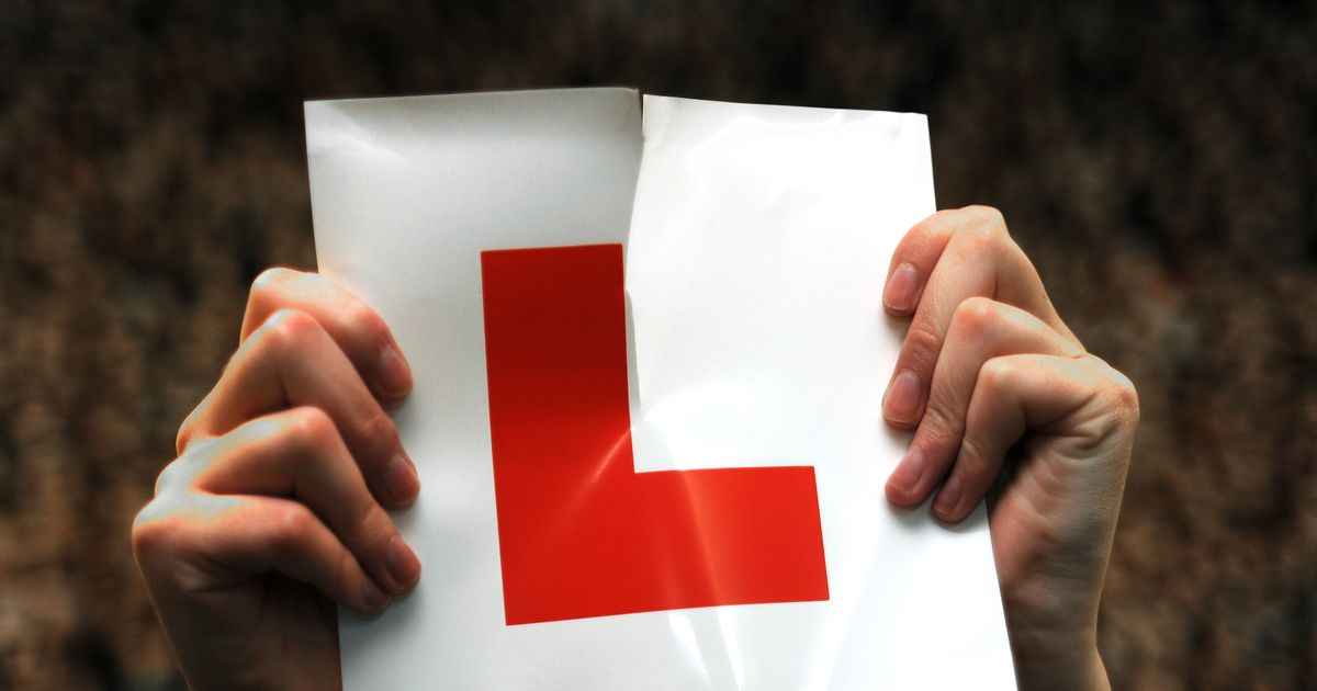 Learner drivers give up trying to pass their test because of pandemic delays