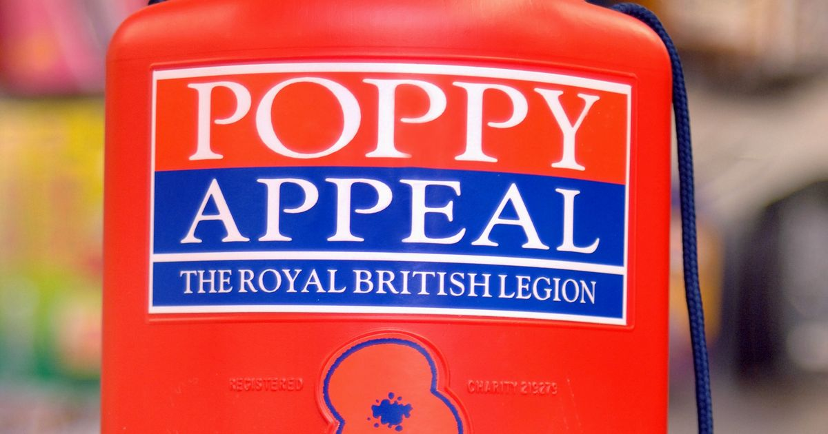 Legion issues statement over EU  Poppy Appeal sales