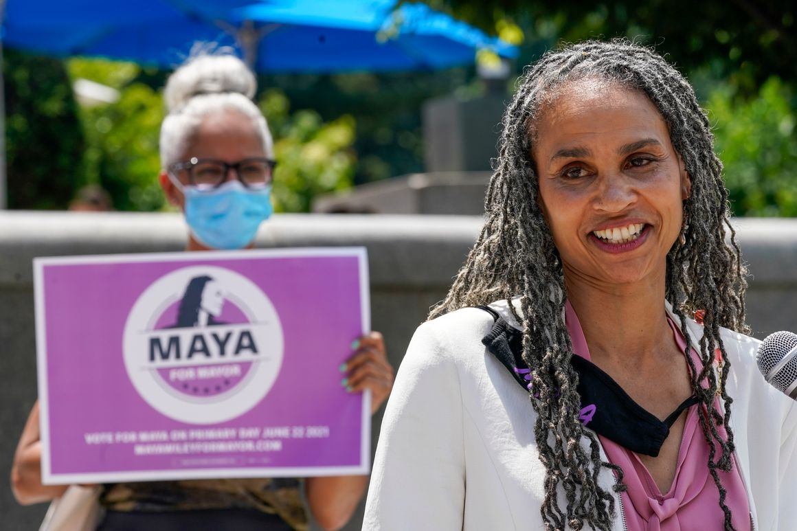 Maya Wiley says she should be mayor of New York. Former City Hall colleagues aren't so sure.
