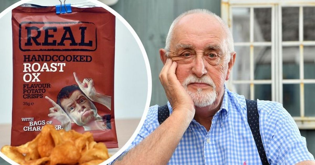 Meet the man who created a multi-million-pound crisps empire then lost it all