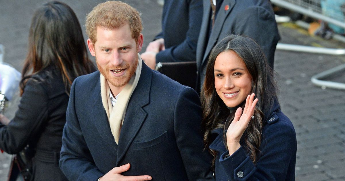 Meghan Markle staying in the US as Harry flies home to reunite with William