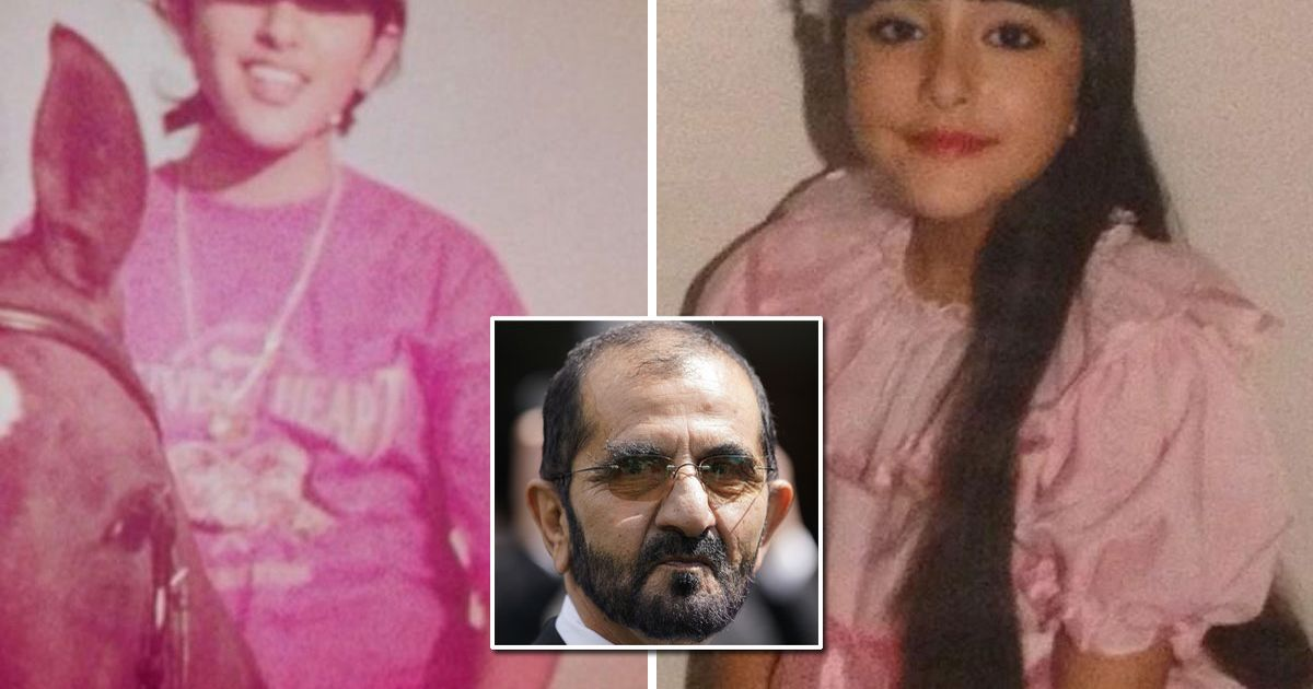 Mystery of Princess Latifa's sister Shamsa who has not been seen since 2000