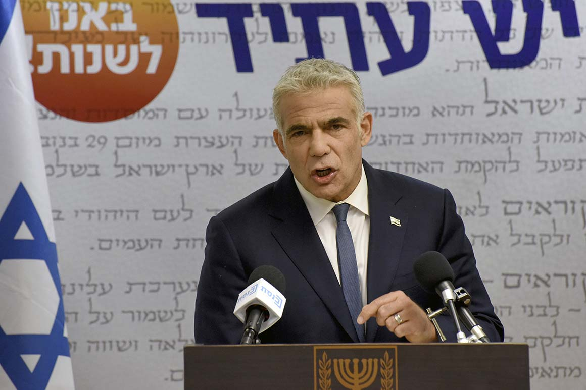 Netanyahu opponents reach coalition deal to oust Israeli PM
