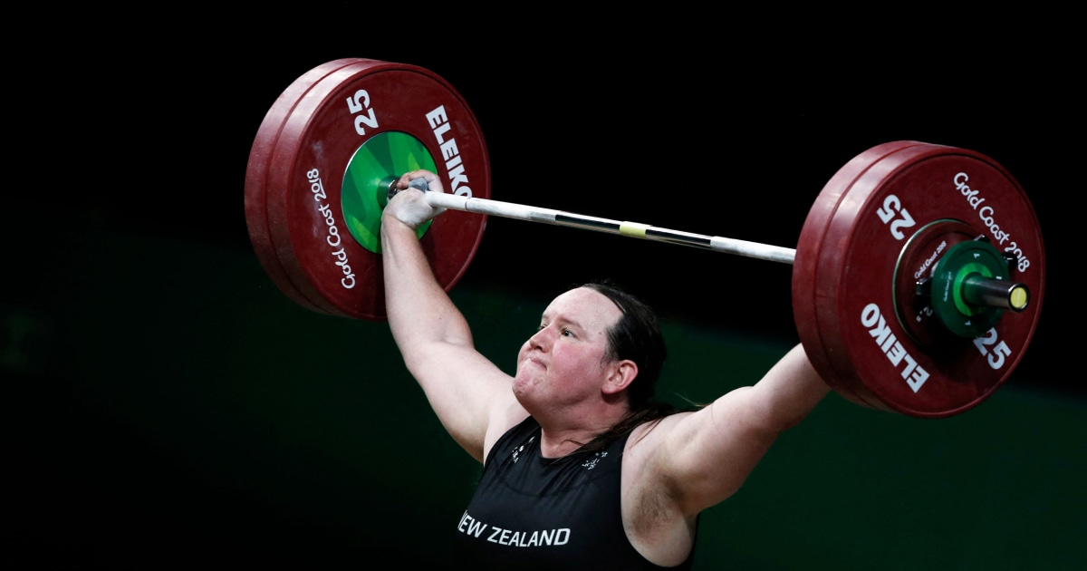 New Zealand weightlifter to become 1st trans athlete to compete at Olympics