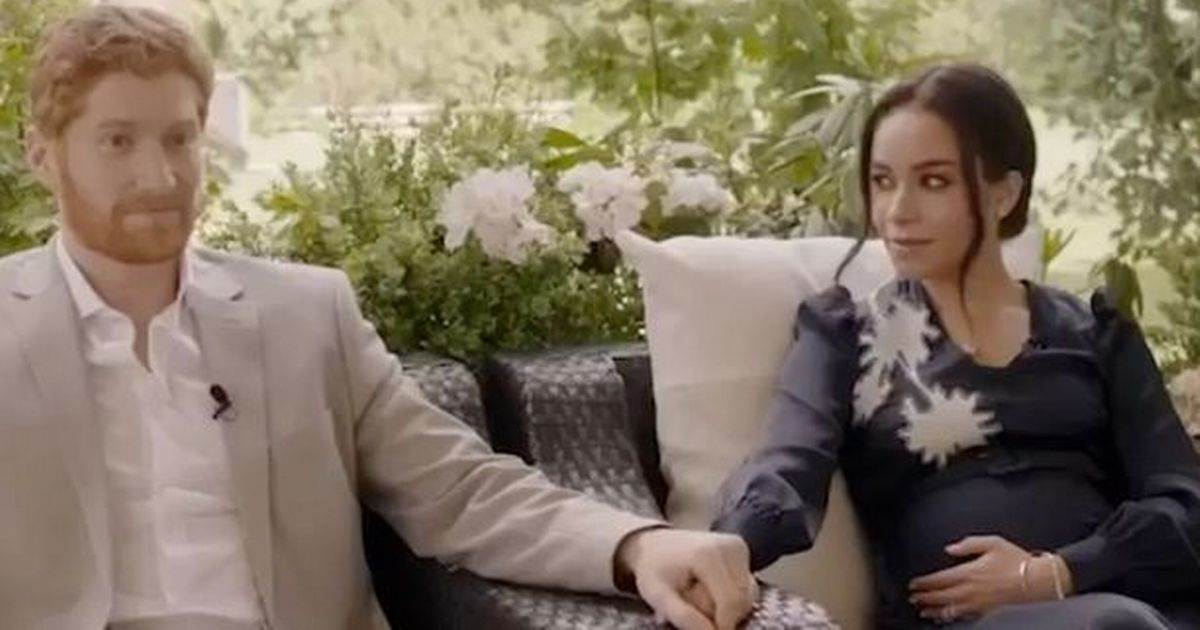 New film will tell story of Meghan and Harry, trailer just released