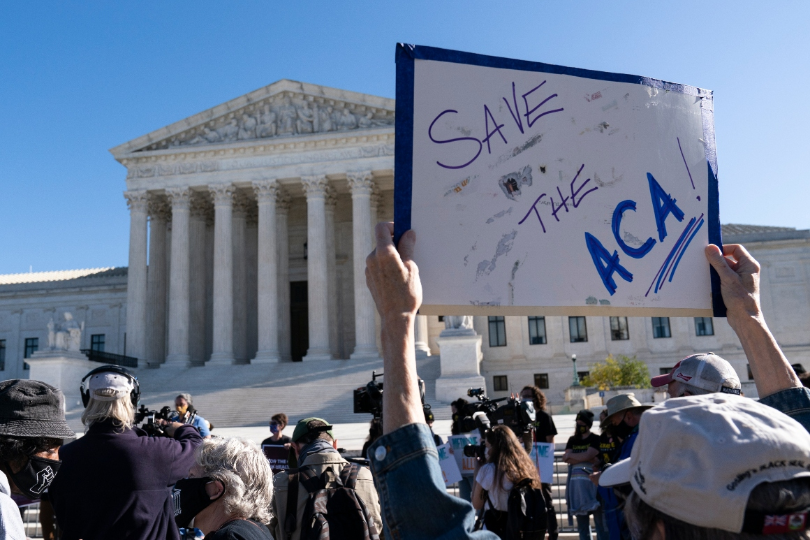 Obamacare supporters see opening to shore up law after court win