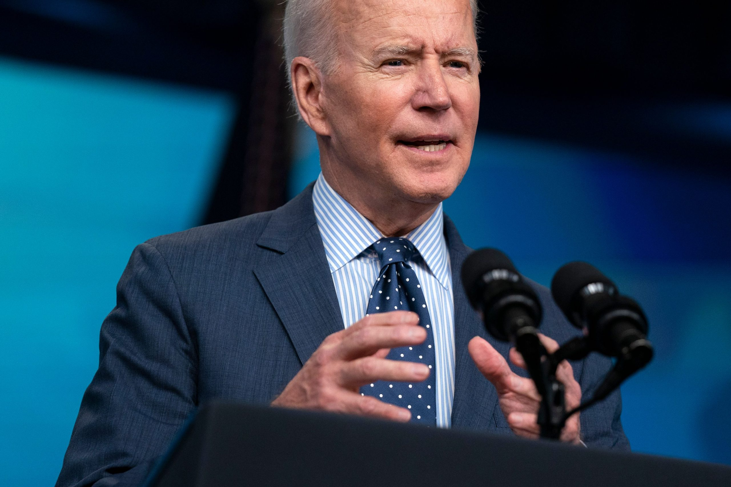 Opinion   Biden Talks a Big Game on Europe. But His Actions Tell a Different Story.