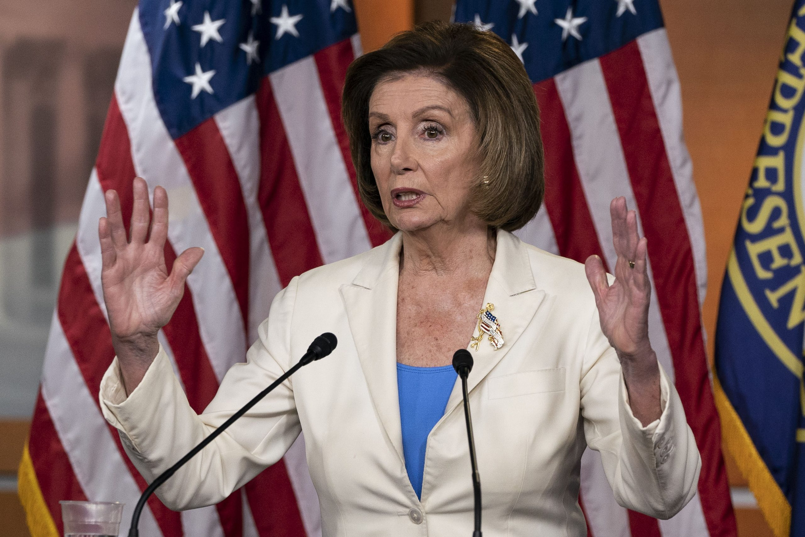 Pelosi mulls an unexpected add to her team of Jan. 6 investigators: A Republican