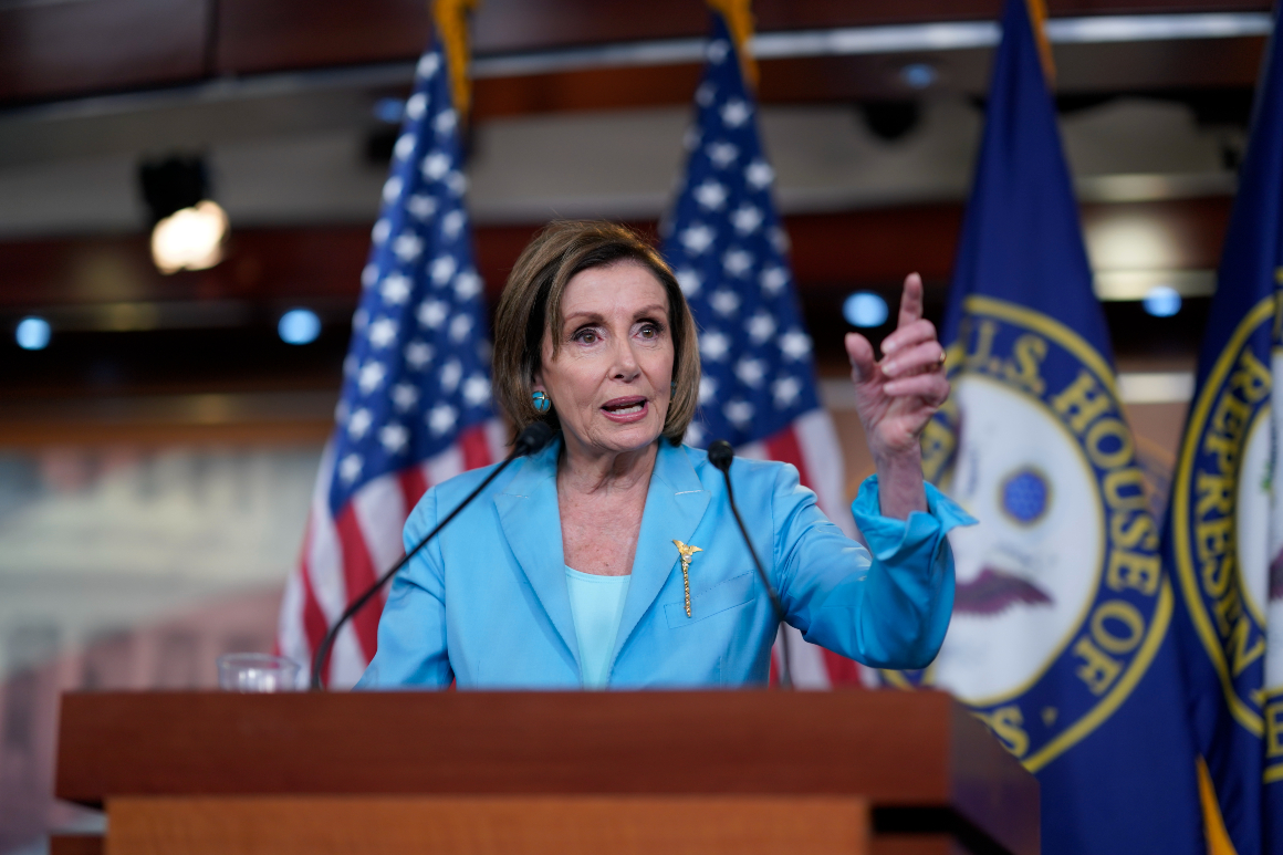Pelosi to announce this week whether she will create Jan. 6 select committee