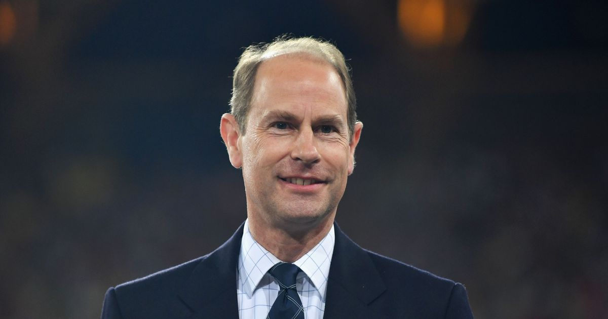 Prince Edward breaks silence on Prince Harry and Meghan including Lilibet's name