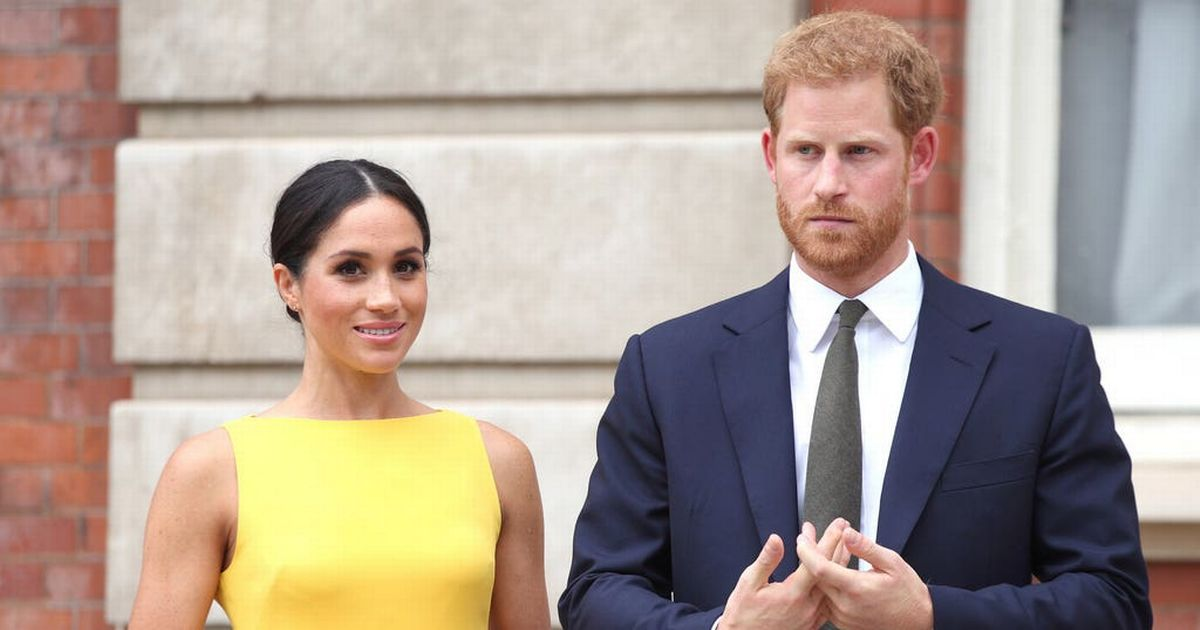 Prince Edward says rift between family and Meghan and Harry is 'sad'