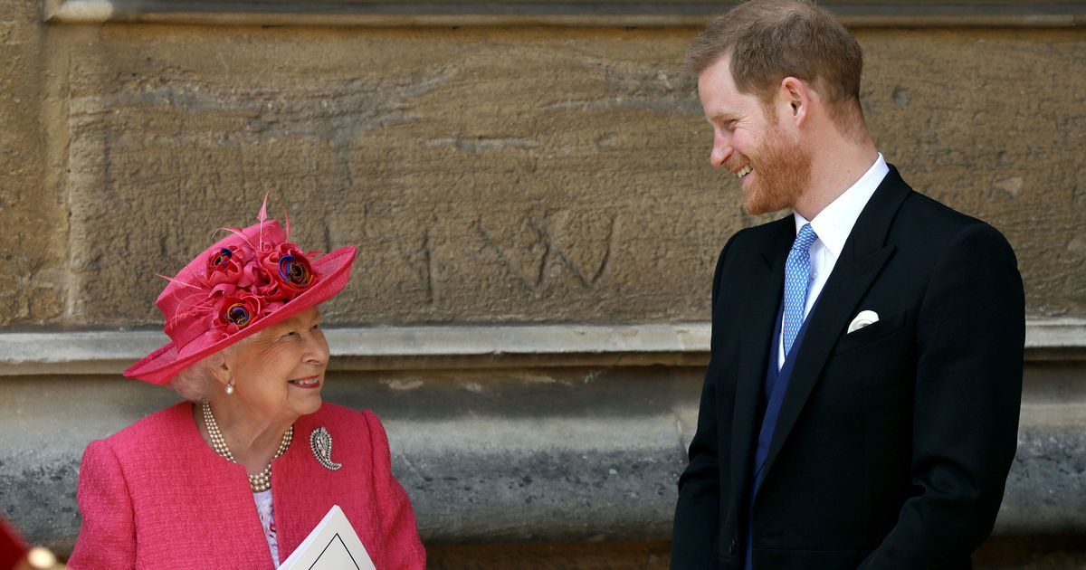 Prince Harry breaks silence over naming daughter Lilibet