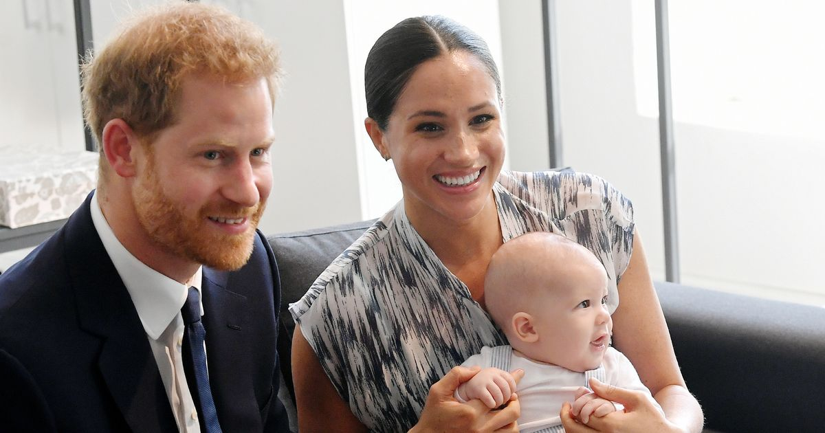 Prince Harry's adorable two-word description of daughter Lilibet