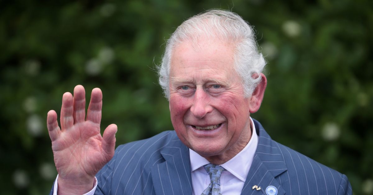 Prince of Wales says William's comment made him cry