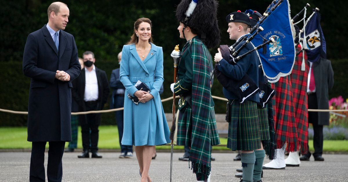 Reports Palace has Scotland plan for William and Kate