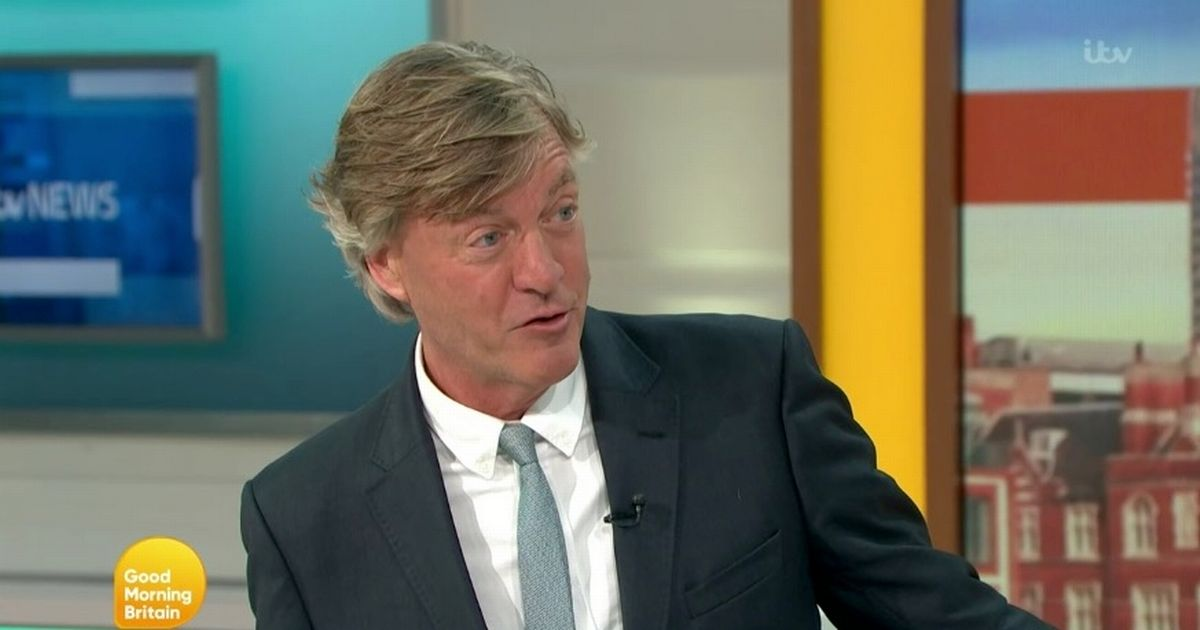 Richard Madeley and Dr Hilary Jones clash after 'awkward' dig on GMB