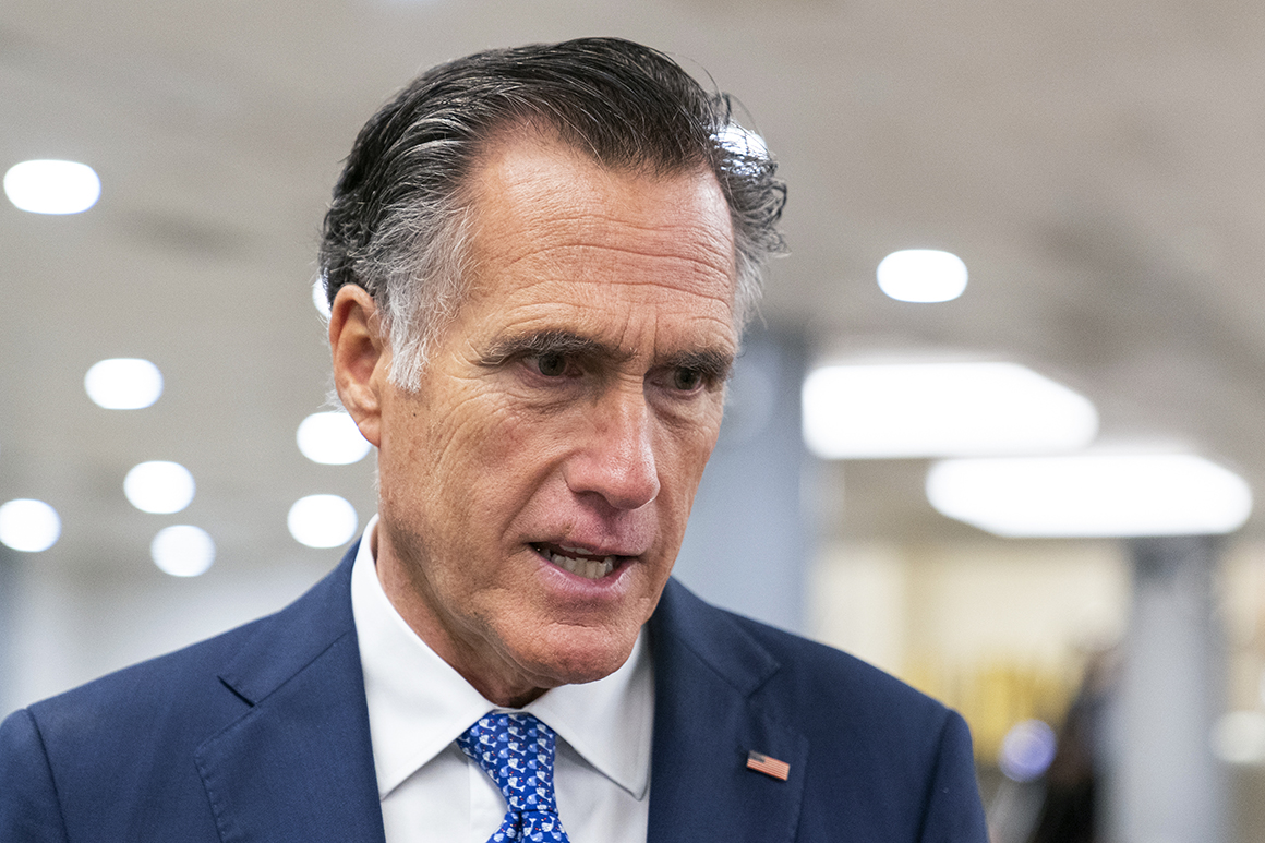 Romney on Trump's rally rhetoric: 'The election is over. It was fair.'