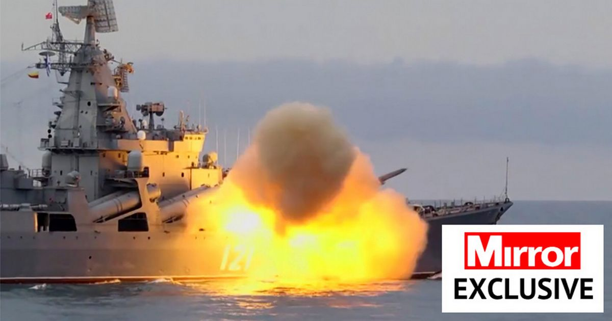 Royal Navy set for Middle-East clash as Russia deploys warships to Mediterranean