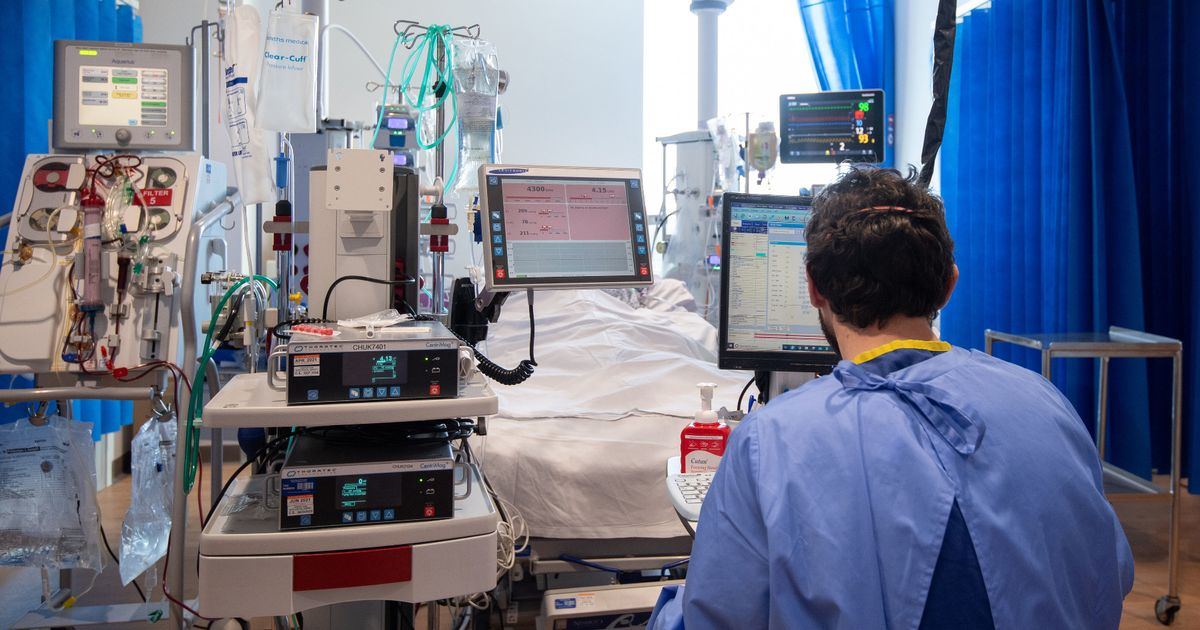 Scientists show third Covid wave could see highest hospitalisation rates yet