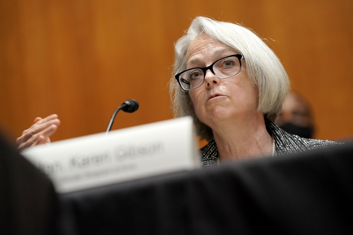 Senate sergeant at arms: More concerned about cyberattack than Jan. 6 repeat