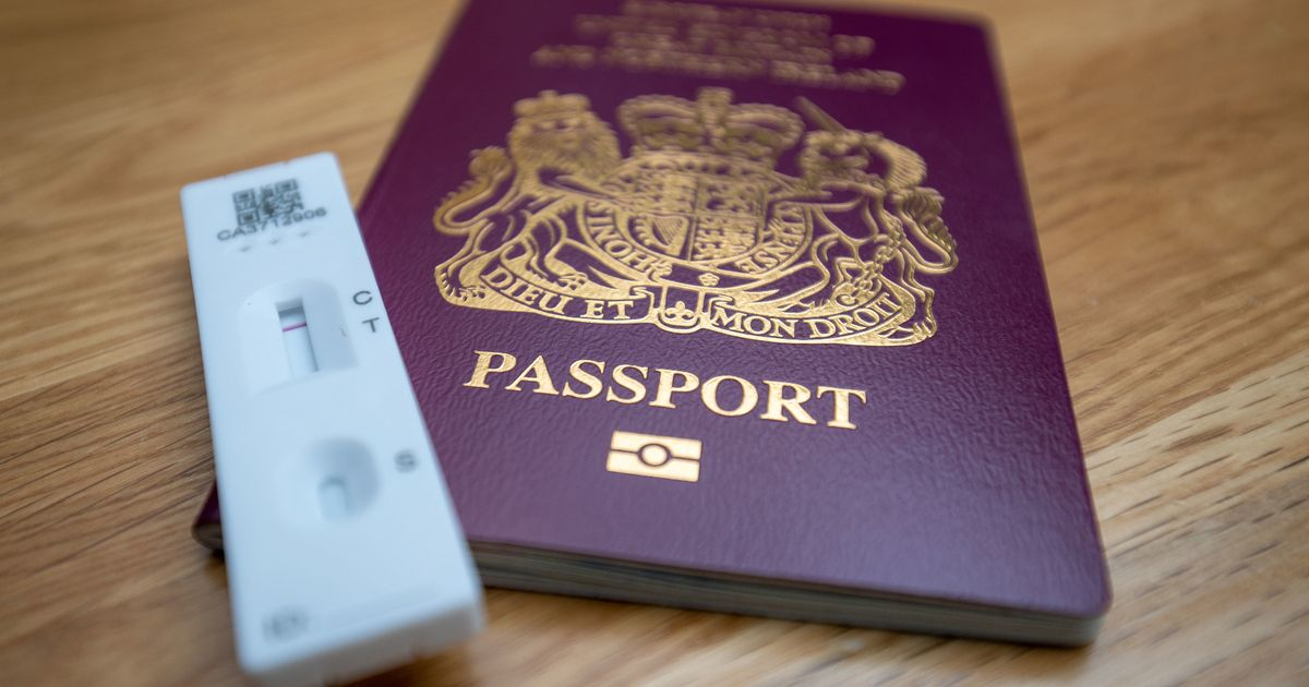 Sex offenders may have 'danger warnings' on passports and driving licences