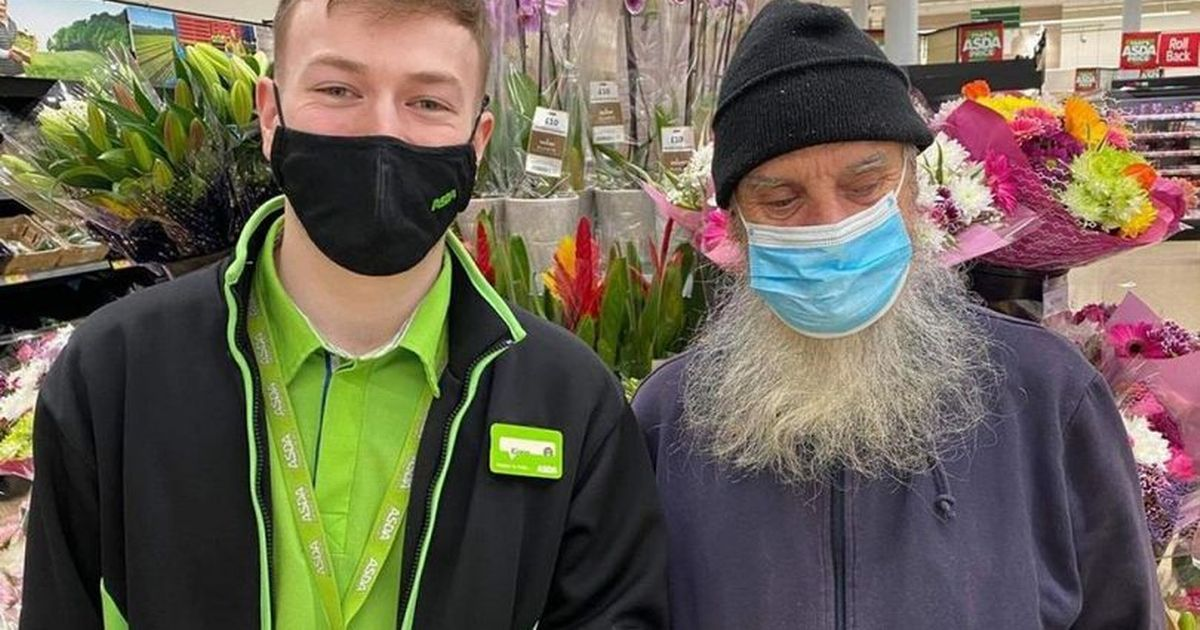 Shopworker branded a hero for his relationship with blind shopper