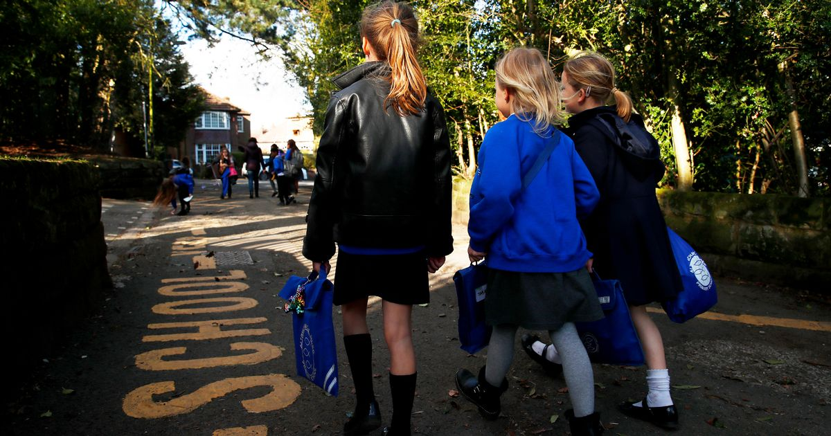 Surge in number of children off school with Covid
