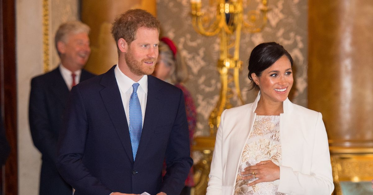 The Duke and Duchess of Sussex urged to return to the UK for christening