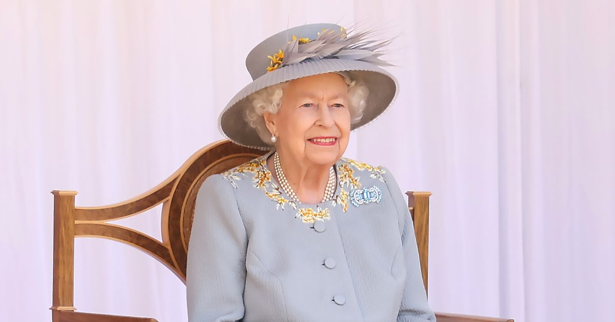 The Queen 'is a huge fan of a popular BBC series' and 'loves discussing it'