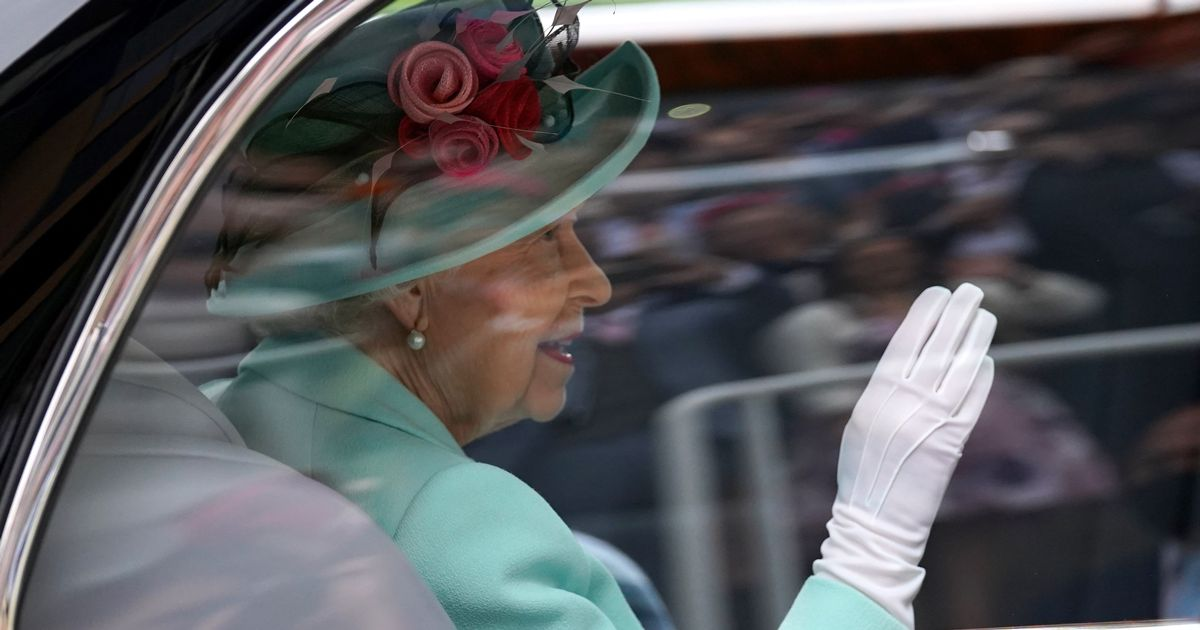 The Queen makes special appearance at Royal Ascot