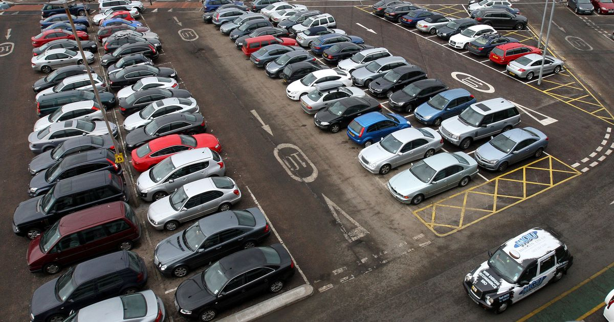 The clever parking hack showing how we're all getting car parks wrong