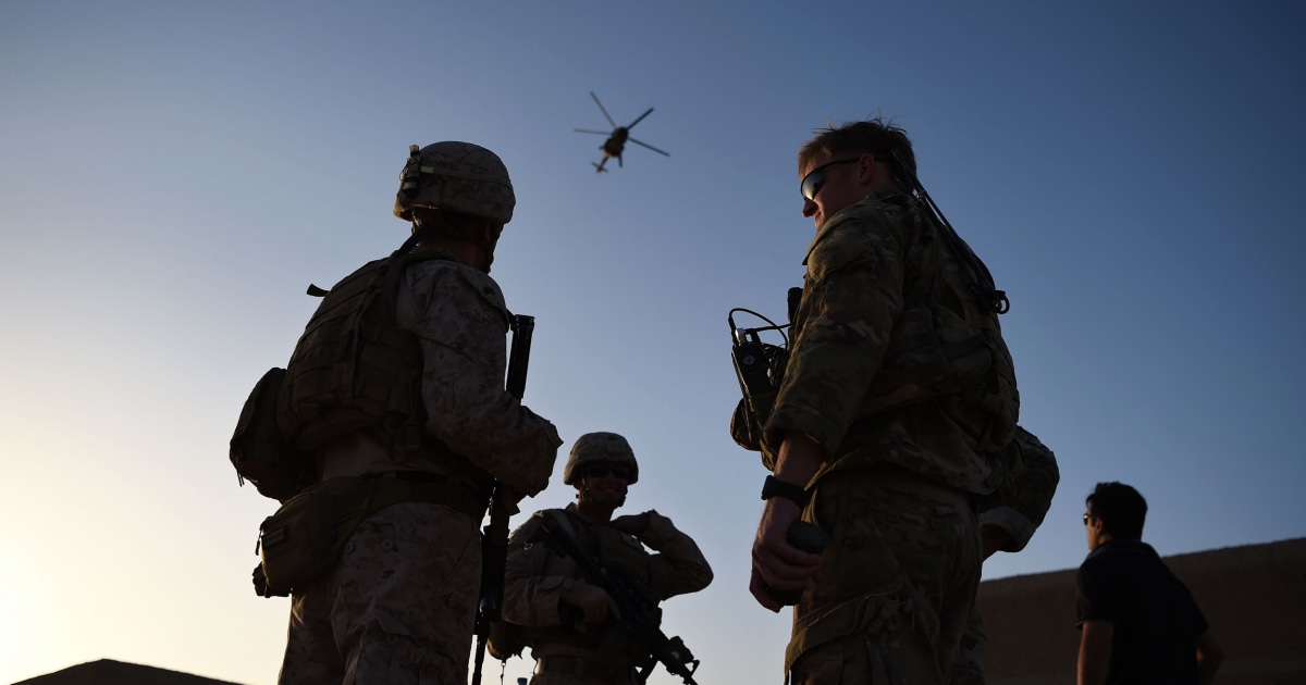 Time running out to evacuate Afghans who helped U.S., advocates say