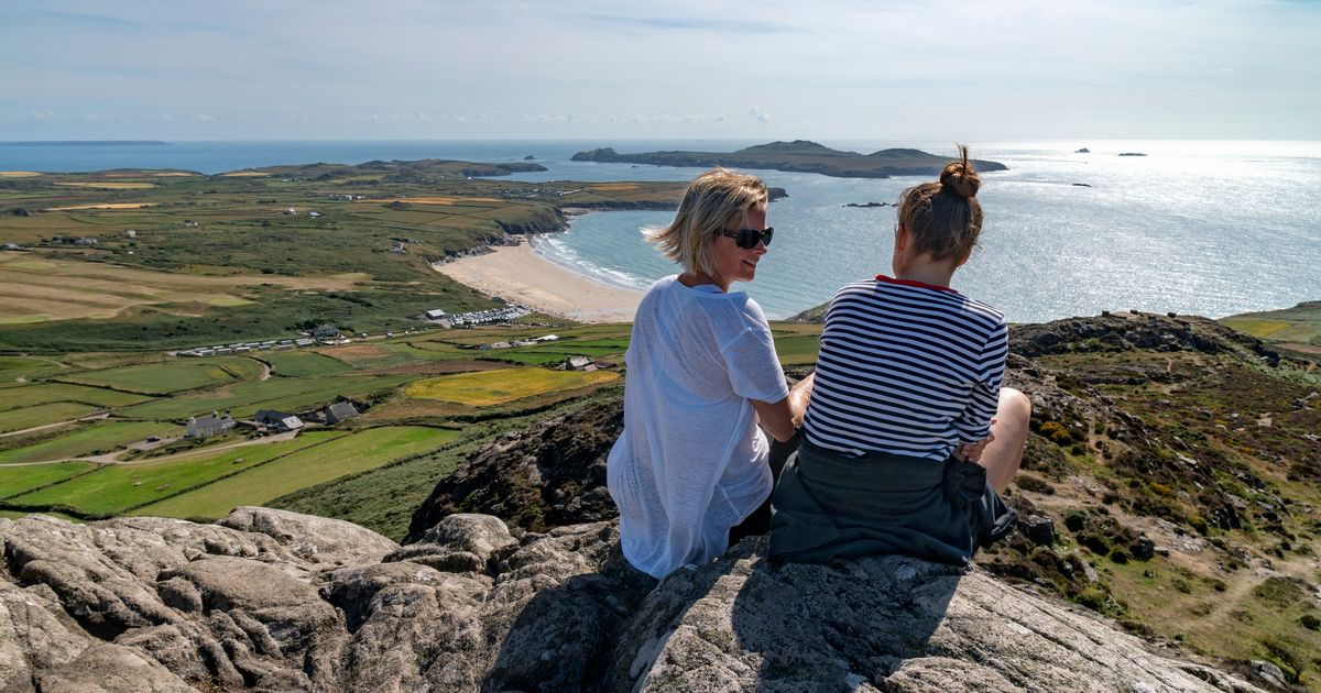UK beach spots to rival the Balearic Islands