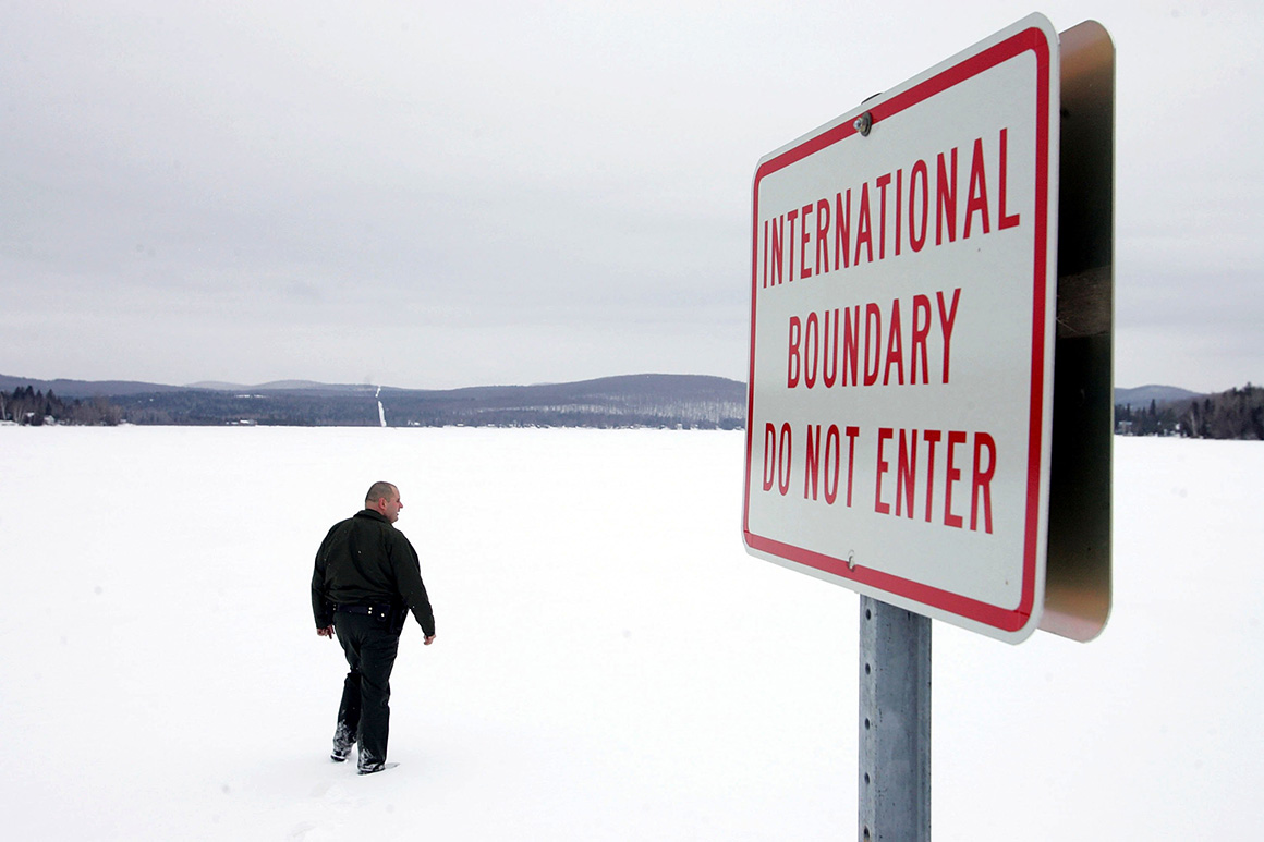 U.S., Canada extend border closure for at least another month