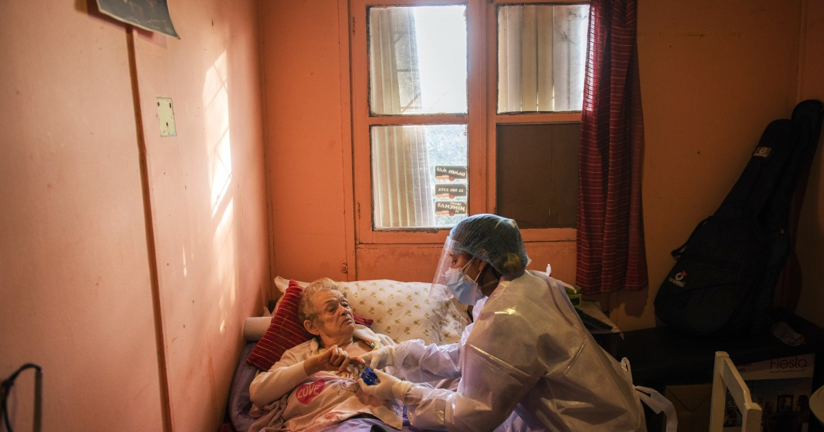 Uruguay battles Covid surge, with one of world's highest per capita death rates