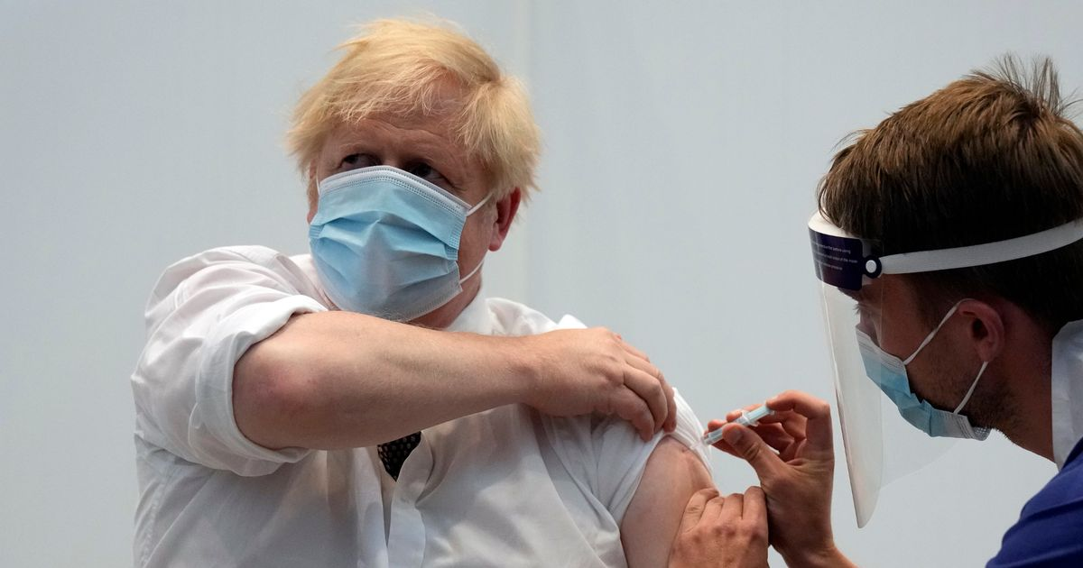 Vaccinate world by end of 2022, Boris Johnson will tell G7