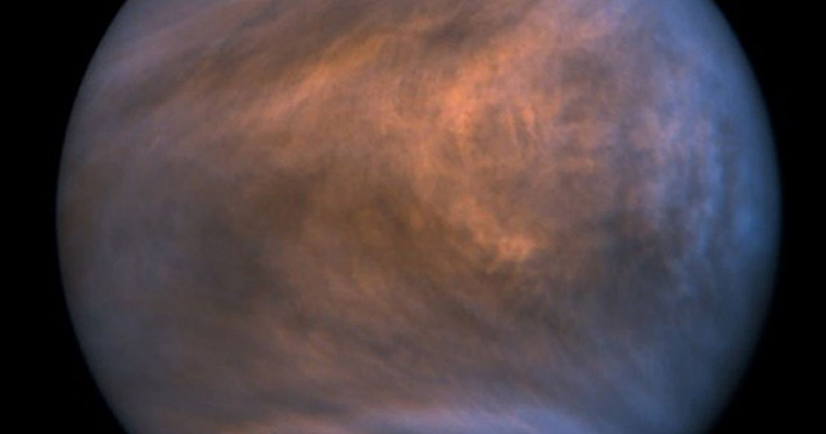 Venus clouds 'too dry' to support life, scientists say
