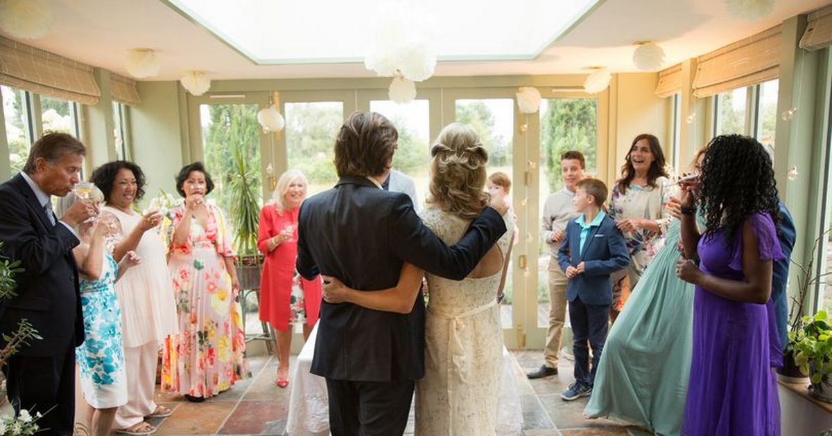 Weddings to 'allow unlimited guests on June 21' if unlocking doesn't go ahead